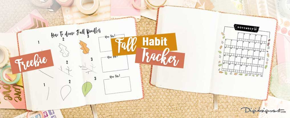 Fall Habit Tracker
