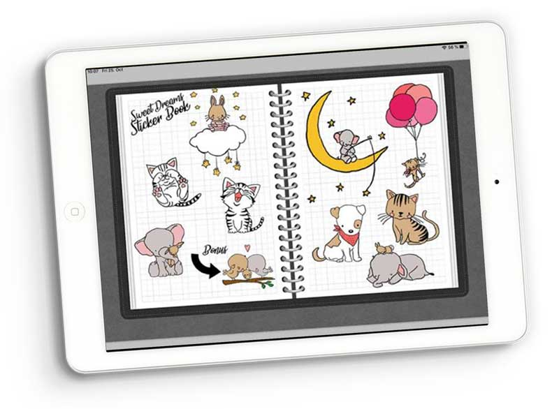SKU_3003_Sweet_Dreams_Sticker_Book_800_Prev2