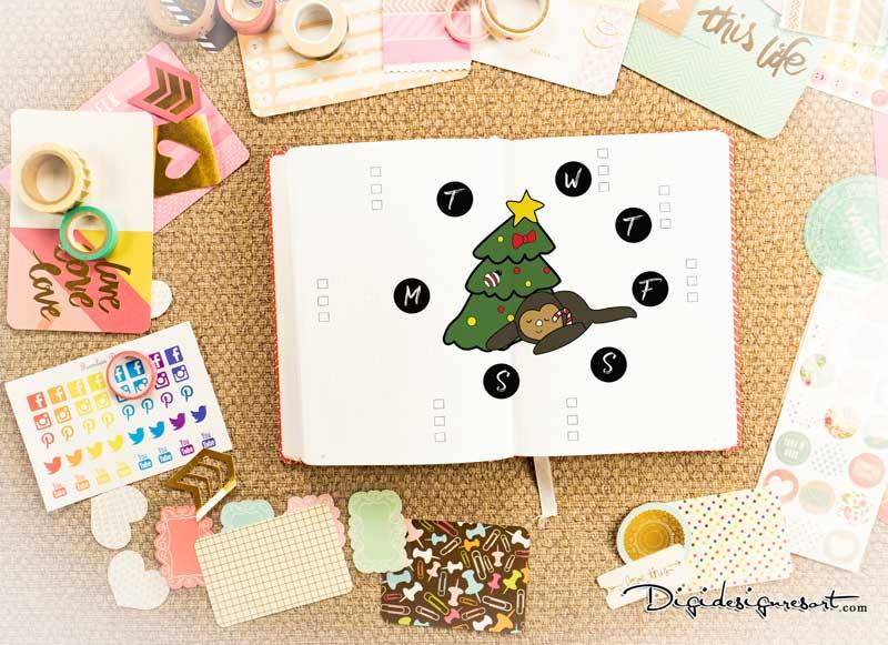 SKU_3036_A_Sloth_unter_the_Christmas_Tree_800_Prev1